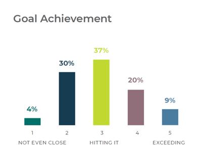 2019 Goal Achievement