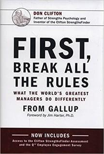 FirstBreakAllTheRules