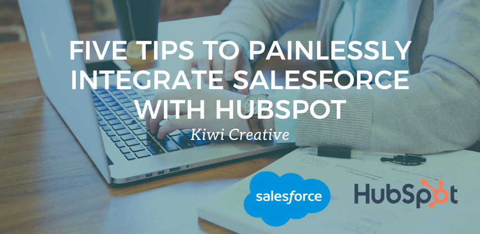 Integrate Salesforce with HubSpot Image